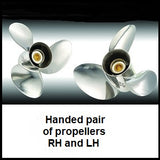 Handed pairs of Stainless Steel D series LH & RH