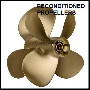 volvo duo G series reconditioned propellers