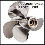 volvo duo stainless steel recon props C & F series
