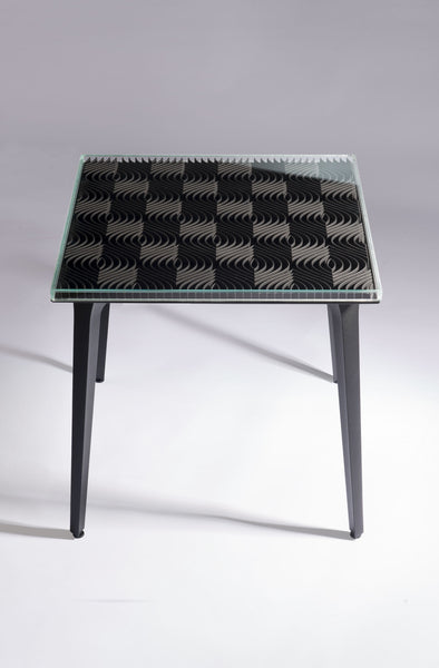 Checker Coffee Table