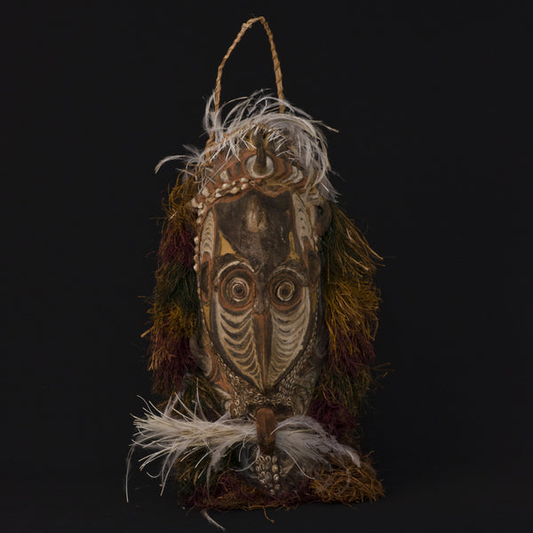 Tribal Mask, New Guinea