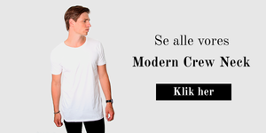 Modern Crew Neck T-shirts hos ACC Store