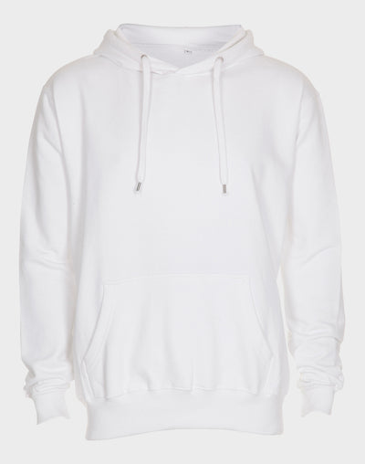 Tailored fit - Basic Hoodie, Hvid T-shirt - ACC Store