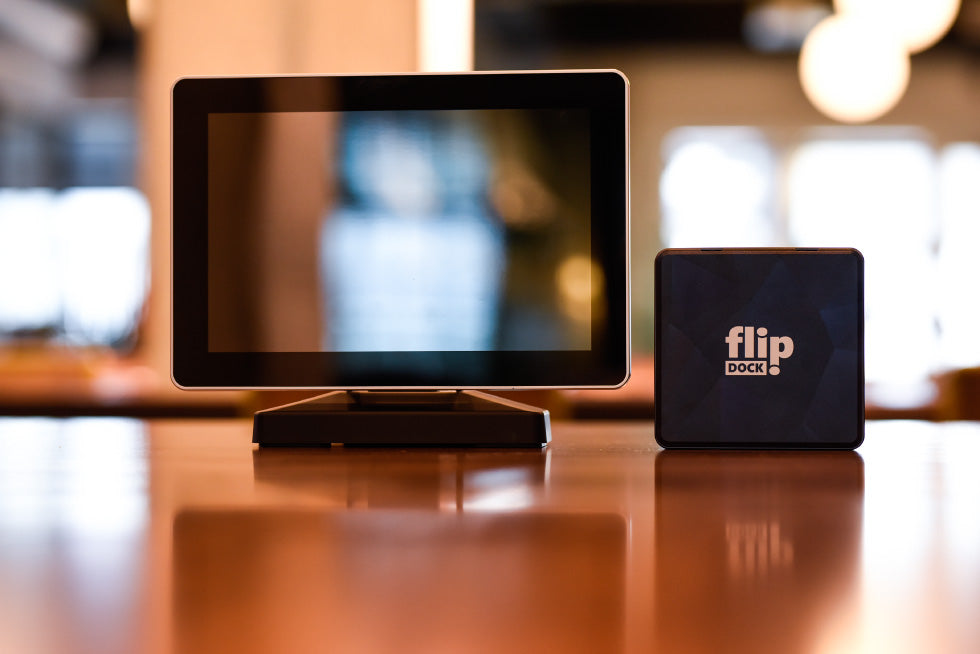 Flipdock Essentials Kit - Meeting Room System for Skype for Business