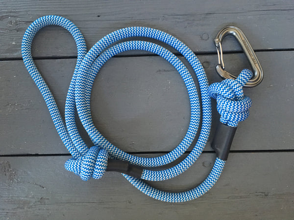 The Luma Climbing Rope Dog Leash