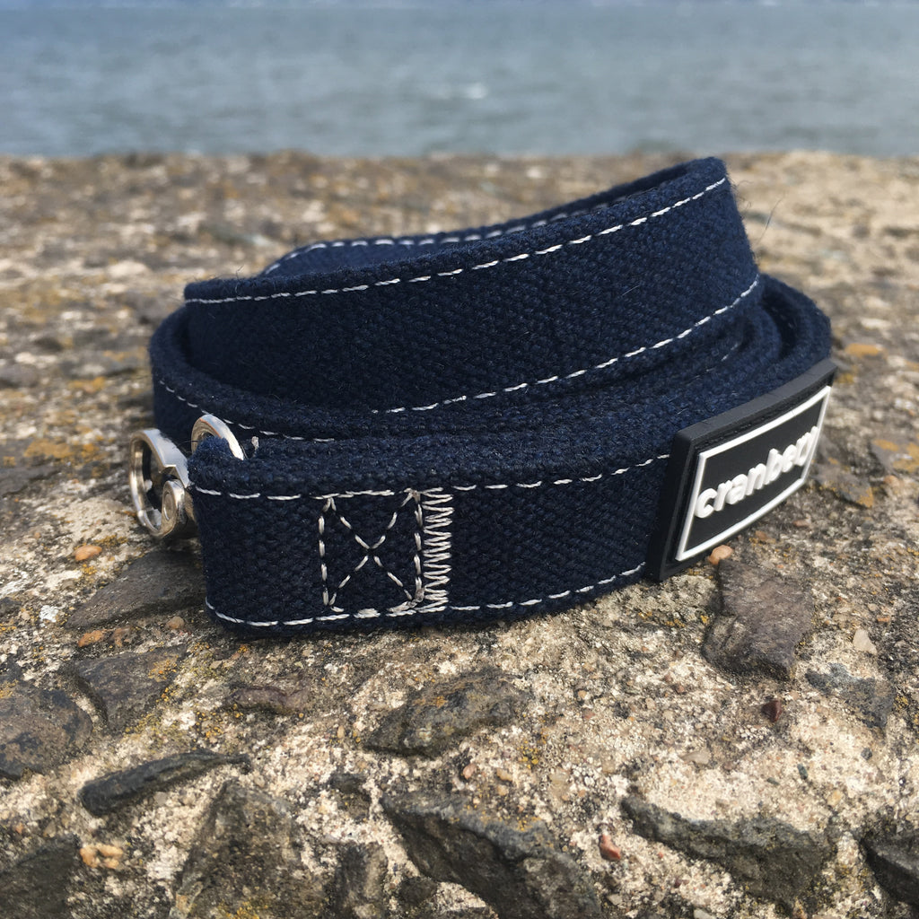 The Cranbery Hemp Lanyard