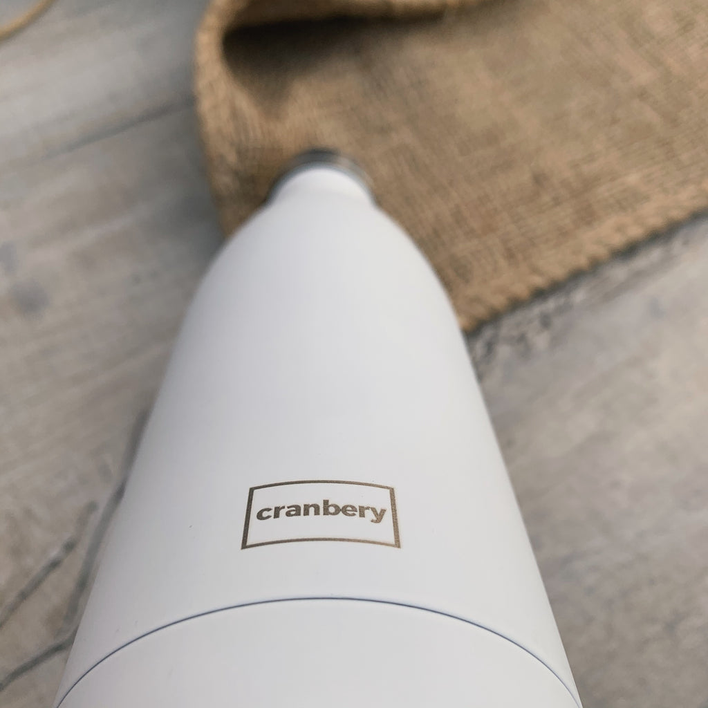 The Cranbery Reusable Water Bottle