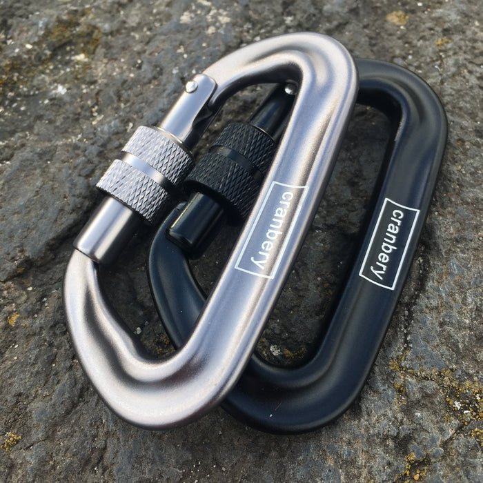 The Cranbery Carabiner