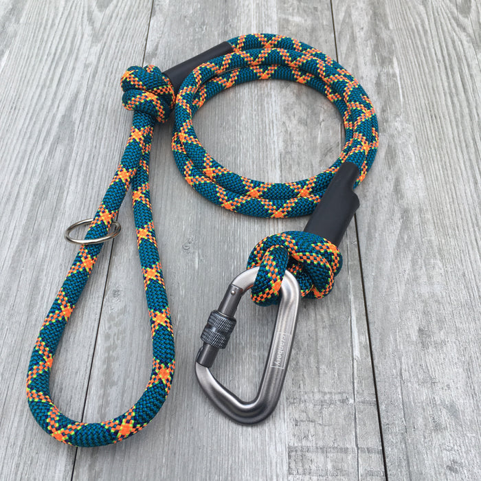 The Koya Climbing Rope Dog Lead