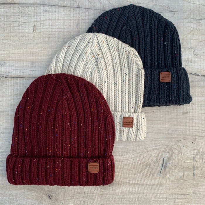 The Cranbery Beanie Collection