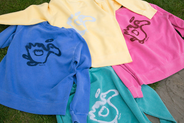 Flying Dodo Sweatshirts Classic Colours
