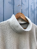 Men's Deep Neck Tecnowool Fleece - Flying Dodo Clothing Company Cornwall