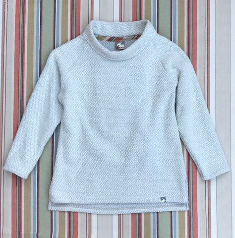 Women's Boatneck Fleece - Flying Dodo Clothing Company Cornwall