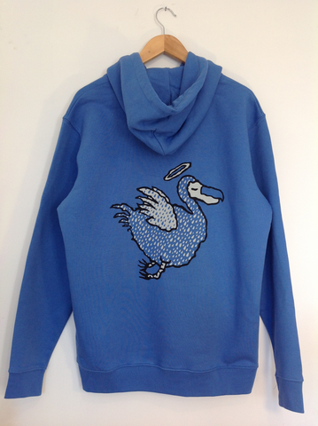 Men's Classic Dodo Hoodie - Cornish Blue