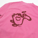 Women's 'Spray Dodo' Sweatshirt - Berry - Flying Dodo Clothing Company Cornwall