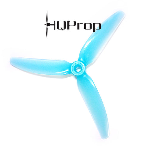 HQProp Durable DP 5x4x3V1S Triblade  (PC)
