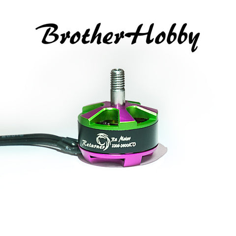 Brother Hobby Returner R4 2206 2400kv - Single