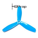HQProp 5x4.5x3V2 Durable Propeller in Blue