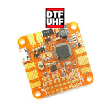 DTF UHF DTFc Flight Controller Board Orange PCB