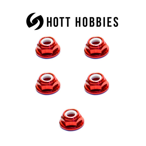 Prop Nuts M5 (5 Pack) - Mid Profile
