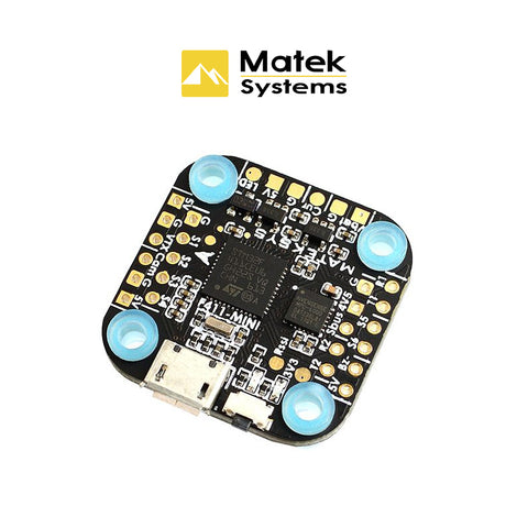 Matek Systems F411-MINI Flight Controller