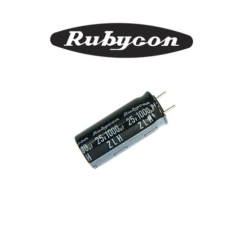 Rubycon 1000µF Low ESR Capacitor