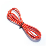 14AWG Silicon Wire Red