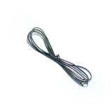 24AWG Silicon Wire Black