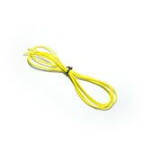 24AWG Silicon Wire Yellow