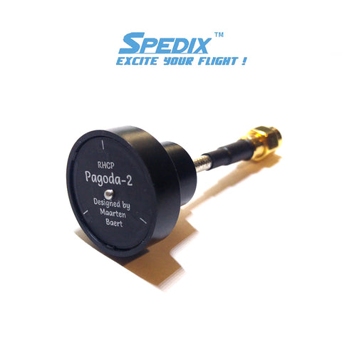 Spedix Pagoda-2 Antenna 55mm