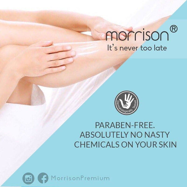 Morrison Elbow & Knee Collagen Whitening Lotion (2-pack), SAVE P49