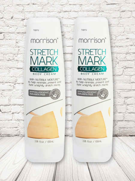 Bundle: Stretch Mark Collagen Body Cream (2-pack)