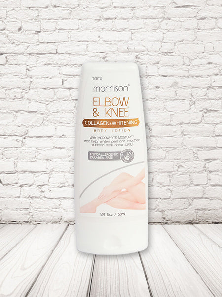 Morrison Elbow & Knee Collagen Whitening Lotion