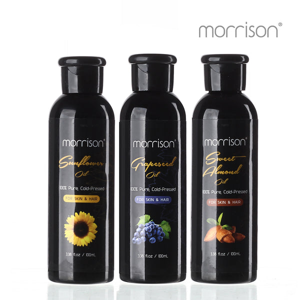 Morrison Body Oil Set, SAVE 130
