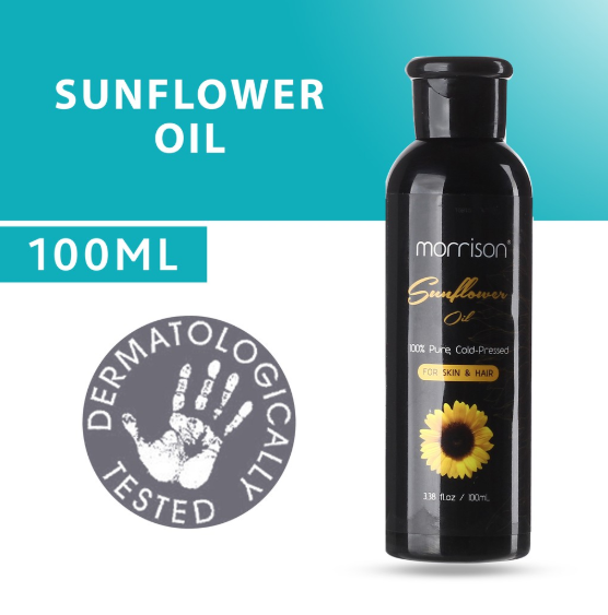 Morrison 100% Sunflower Oil