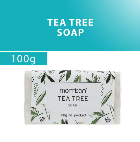Morrison Tea Tree Soap