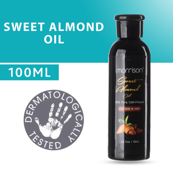 Morrison 100% Sweet Almond Oil