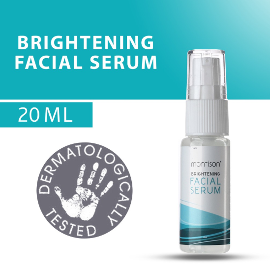 Morrison Brightening Facial Serum