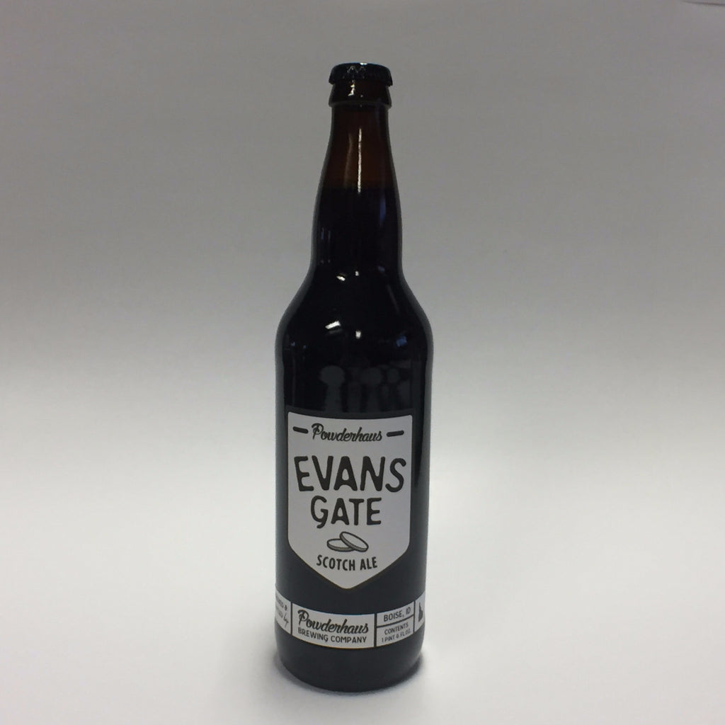 Evans Gate Scotch Ale