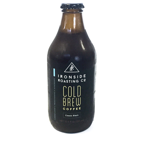 Ironside Roasting Co. Cold Brew Coffee