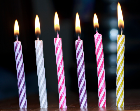 Small Party Candles