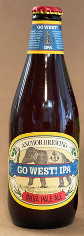 Anchor Steam Go West! IPA