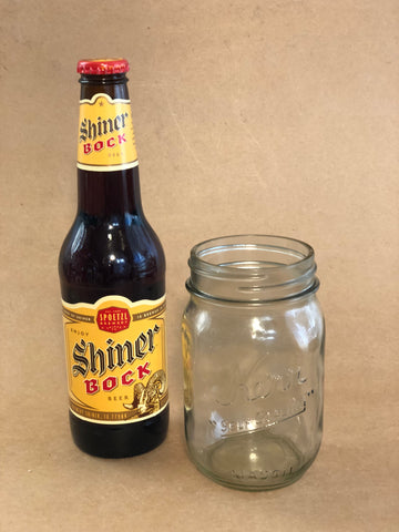Shiner Bock Bottled Beer