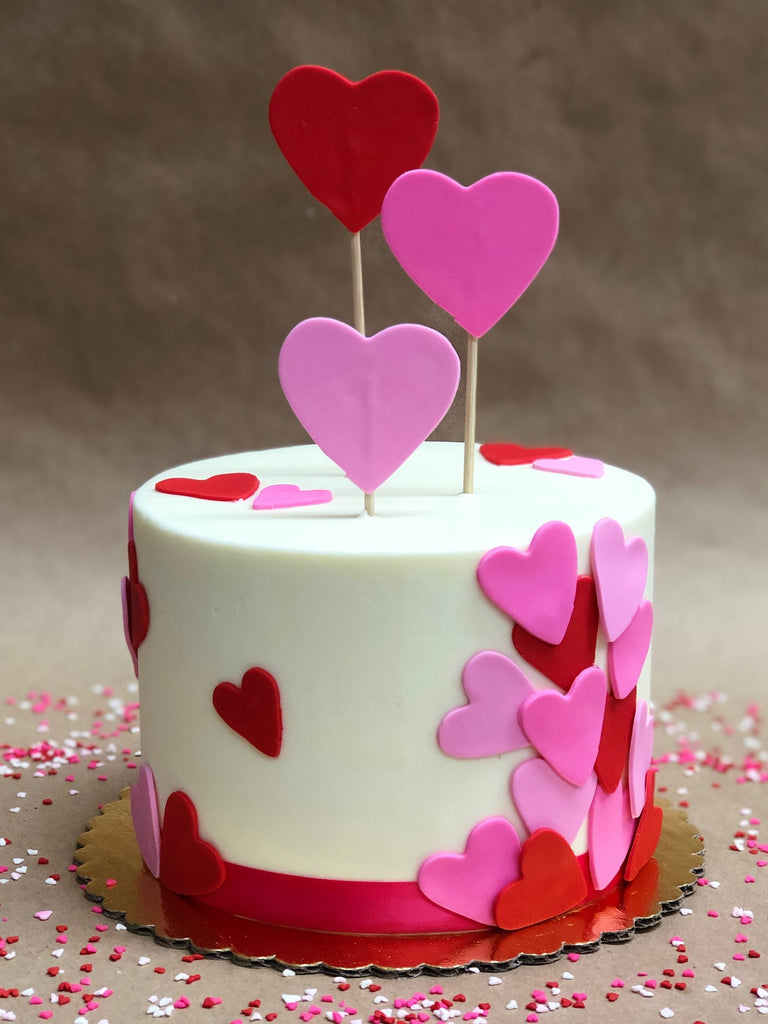 Valentines Cake Decorating Class, February 13, 2019 6PM-8PM