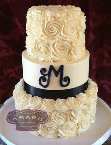 Wedding Cake Design Center Amaru Confections