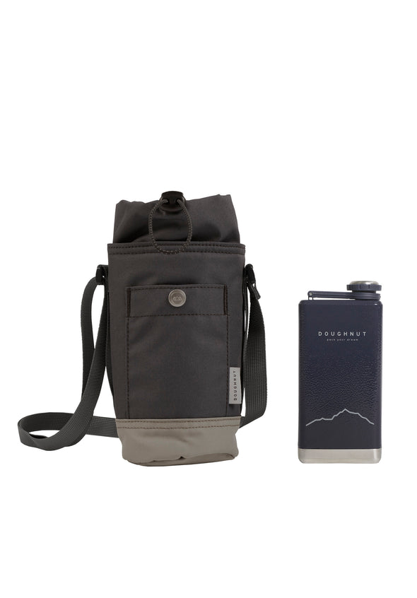 Stanley Hip Flask and Carry Bag