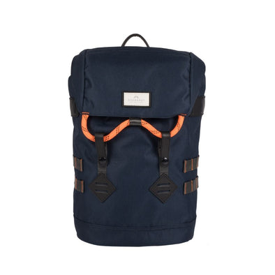 Colorado Small Accents Series Navy X Orange