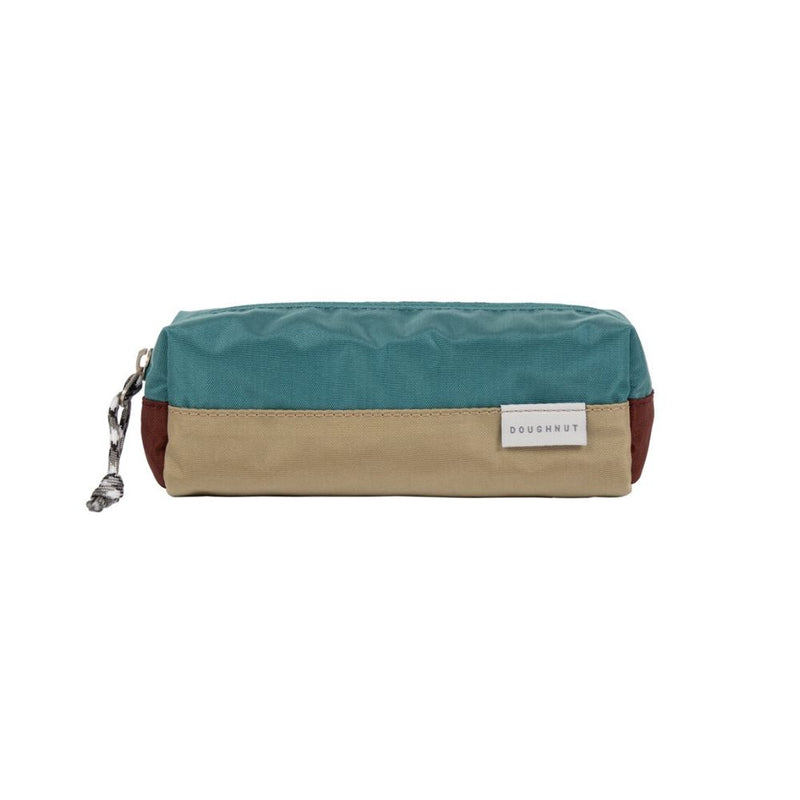 Pencil Case BEIGE X TEAL