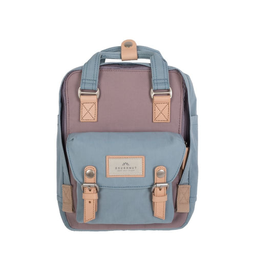 MACAROON MINI Lilac x Light Blue
