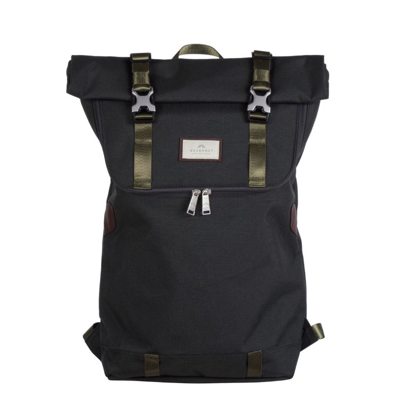 CHRISTOPHER roll-top backpack Charcoal CORDURA